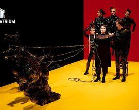 "Comic Opera α (Alfa). III international theater festival ""TheATRIUM""."