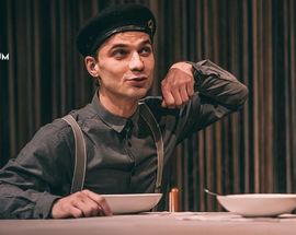 Helverio Naktis (16+). Klaipėda Youth Theater. III international theater festival TheATRIUM.