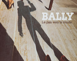 Bally -  Swiss Shoes Since 1851