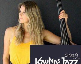 Kaisa's Machine (Finland). Kaunas Jazz 2019.