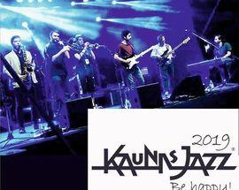 Nisville Jazz presents: Jayus Jazz (Serbia). Kaunas Jazz 2019.