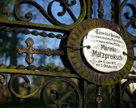 Anaičiai Ethnographic Cemetery