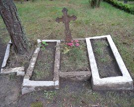 Old Preila Cemetery