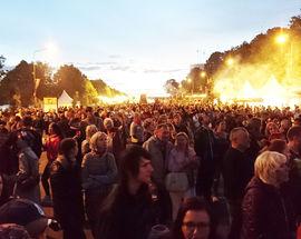Midsummer's Eve in Riga