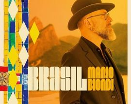 "Mario Biondi with His Latest Album ""Brazil"""