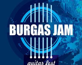 Burgas Jam Guitar Fest