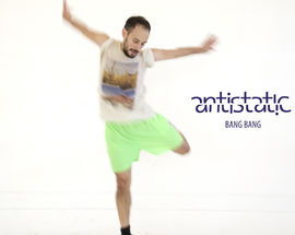 Antistatic International Festival for Contemporary Dance and Performance.