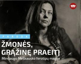 People Who Have Restored The Past. The Magic Of Mindaugas Meškauskas' Ferrotypes