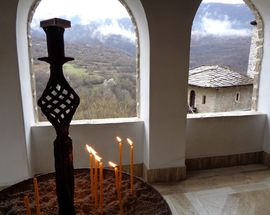 St. Jovan Bigorski Monastery