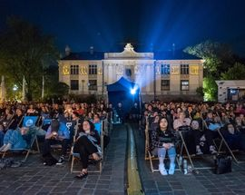 OFF Camera - Outdoor Cinema on Plac Szczepański