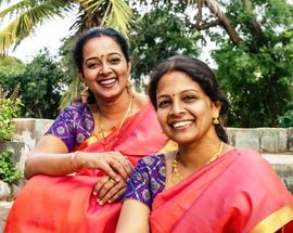 Indian Classical Music Concert: Kanchana Ranjani Sisters
