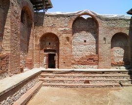 Bansko Roman baths