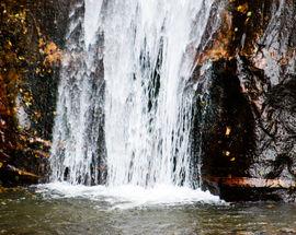 Kolešino & Smolare waterfalls
