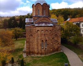 Monastery of St. Gavril Lesnovski