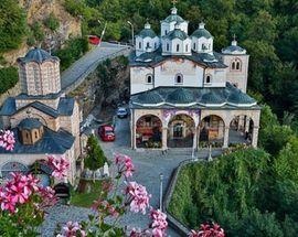 Monastery of St. Joakim Osogovski