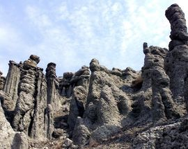 Valley of the Stone Dolls