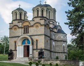 Lešok Monastery