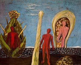 Max Ernst. The Paris Years