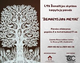 Papercut exhibition: A Year in Žemaitija