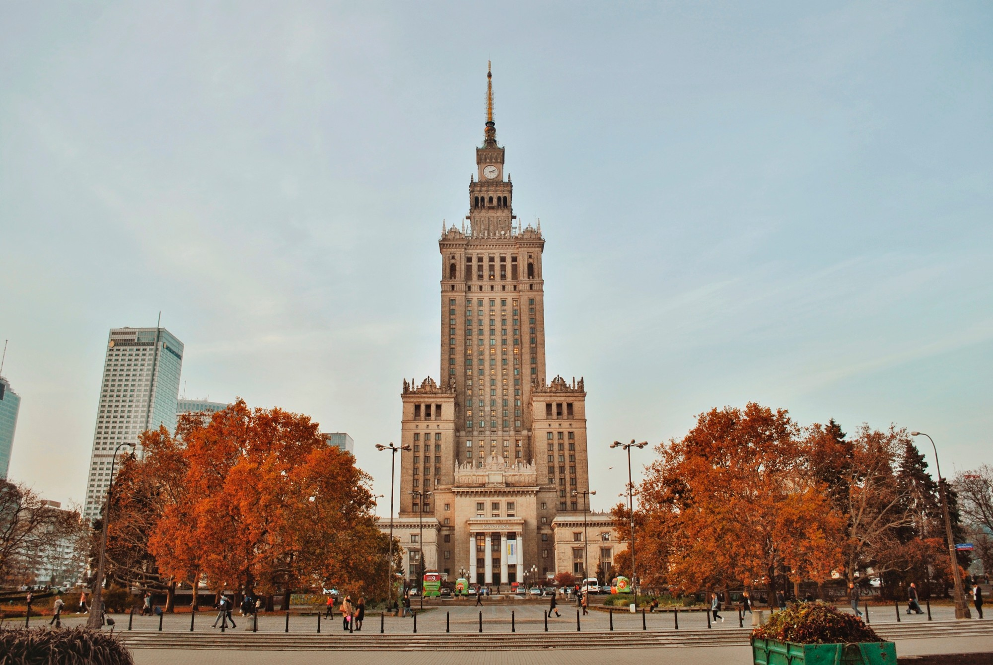 Palace of Culture & Science   Sightseeing   Warsaw