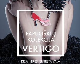 Vertigo: jewelery collection