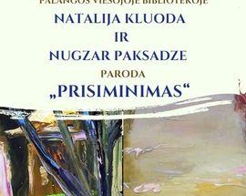Natalia Kluoda & Nugzar Paksadze: Prisiminimas (Memory)