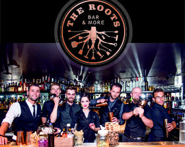 The ROOTS Cocktail Bar & more
