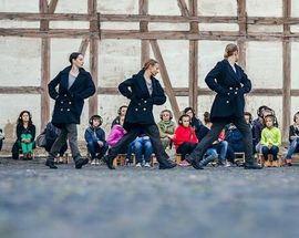 Šeiko Dance Company: Klaipėda transit Memel