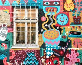 Kraków Street Art
