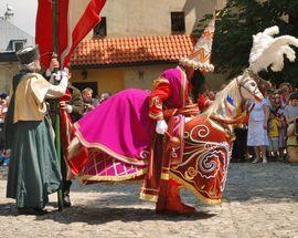 Lajkonik: Kraków's Prancing Merry Prankster