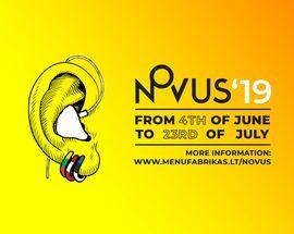 Music Incubator Novus'19