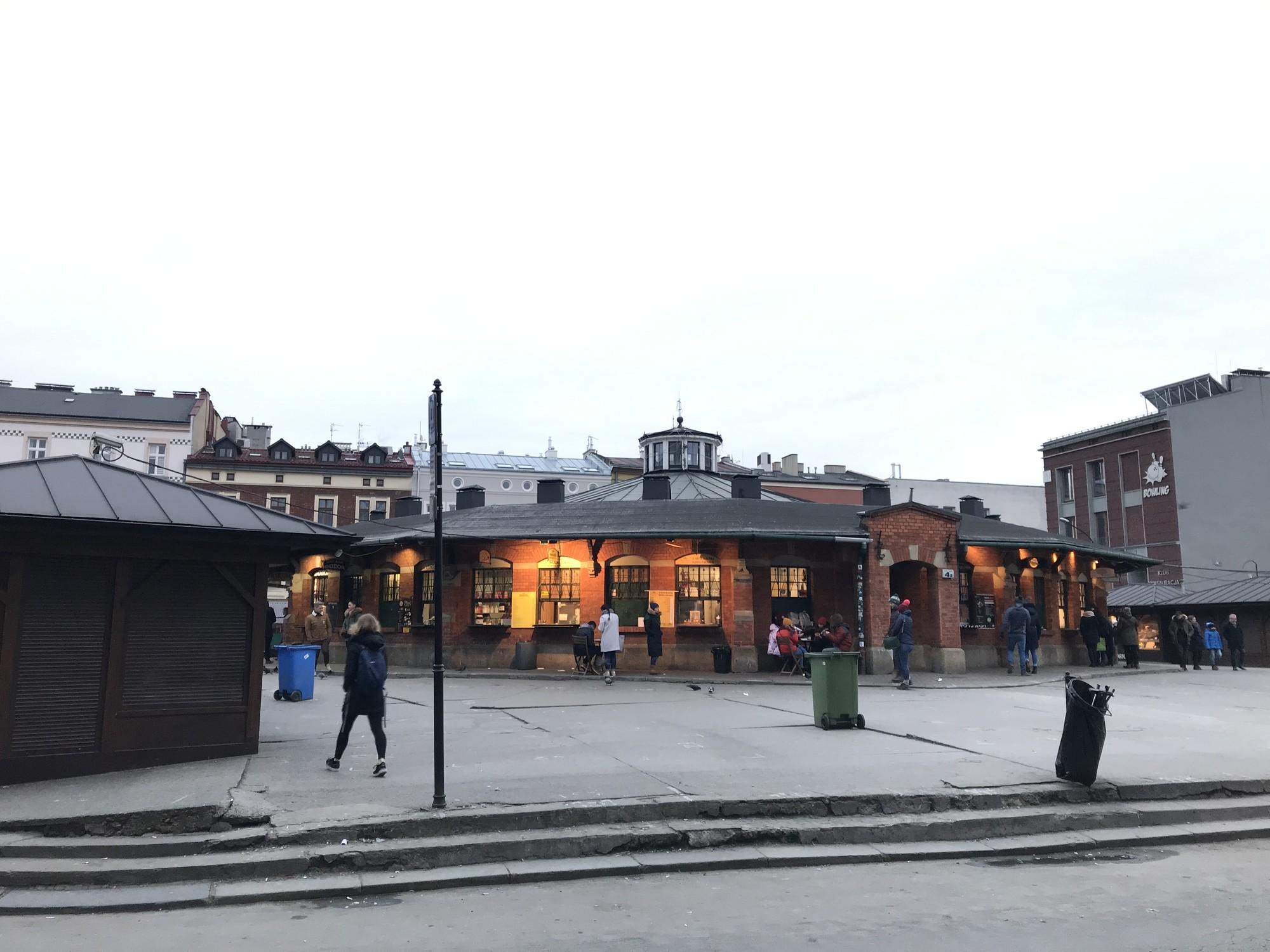 Kazimierz   The Old Jewish Quarter in Kraków, Poland