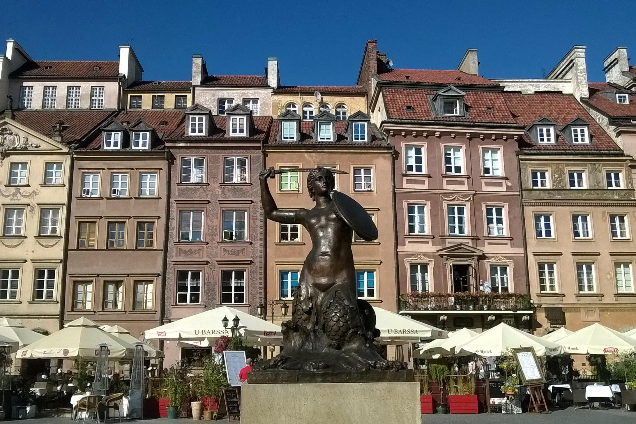 Wat moet je zeker zien en doen in Warschau?