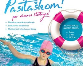 Summer Camp Pasitaškom