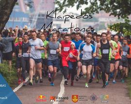 Klaipėdos maratonas 2019 / The Marathon of Klaipeda 2019