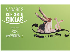 Muzikos namučiai. Educational program for children