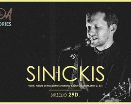 Nida Stories: Sinickis