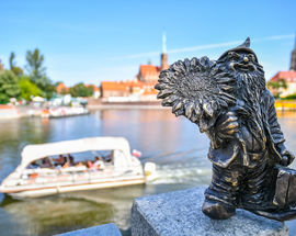 The Gnomes of Wrocław