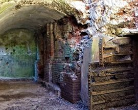 I Fort. Kaunas Fortress. Excursion