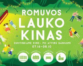 Lauko kinas / Outdoor Cinema: Free sessions at the Žalgirio Arena