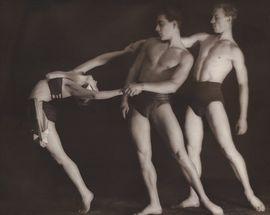 Alexander Grinberg. Movement. 1920s