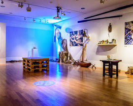 Cycle of Multiple Senses Exhibitions 'Untouched Nature' - The Island of Rava