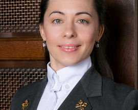 Olga Molchanova, Head Concierge at Astoria Hotel