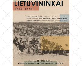 """Lietuvininkai"" Jūros šventėje 2019 / ""Lithuanians"" at the Sea Festival 2019"