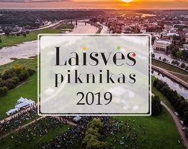 Laisvės piknikas 2019. Idėjų festivalis / Picnic of Liberty 2019. Ideas Festival
