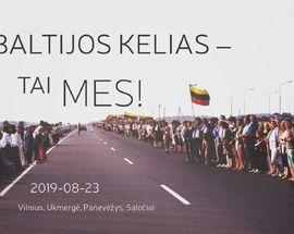 Baltijos Kelias 30 / Baltic Chain of Freedom 30