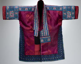 Hand Made in China. Batiks and Embroideries of Ethnic Minorities from South China from Ms.Li Lei Collection
