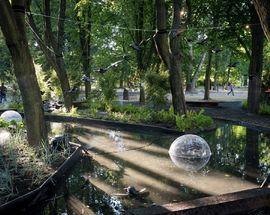 Jazdów City Garden