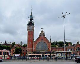 Gdańsk Główny Train Station