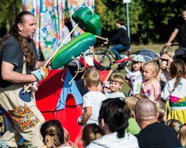 """International Festival of Children's Theatre """"DZIECINADA"""""""